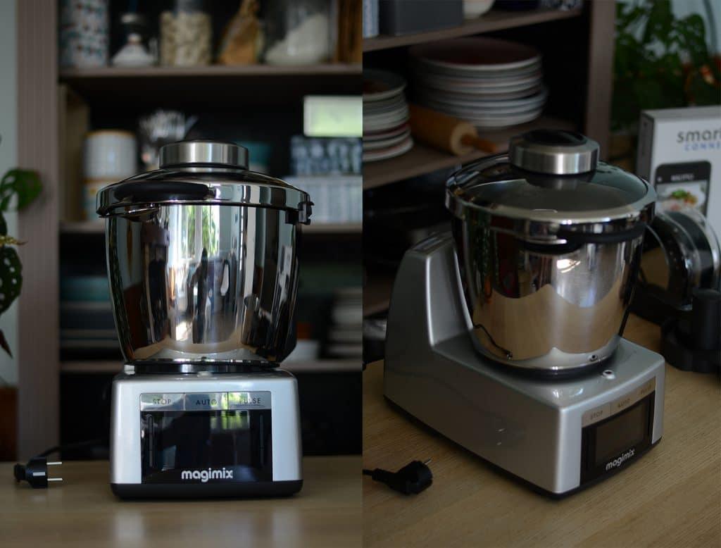 Le robot cuiseur magimix cook expert sous tous les angles
