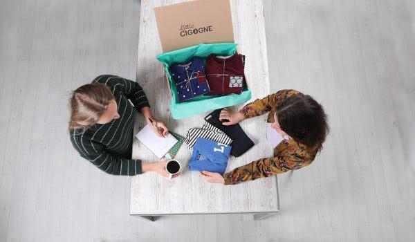 Les stylistes de Little Cigogne qui donnent leur avis sur les vêtements