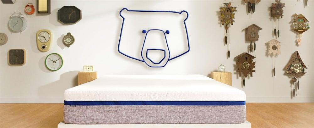 Un bon matelas est important pour le minimum de 7 heures de sommeil par nuit