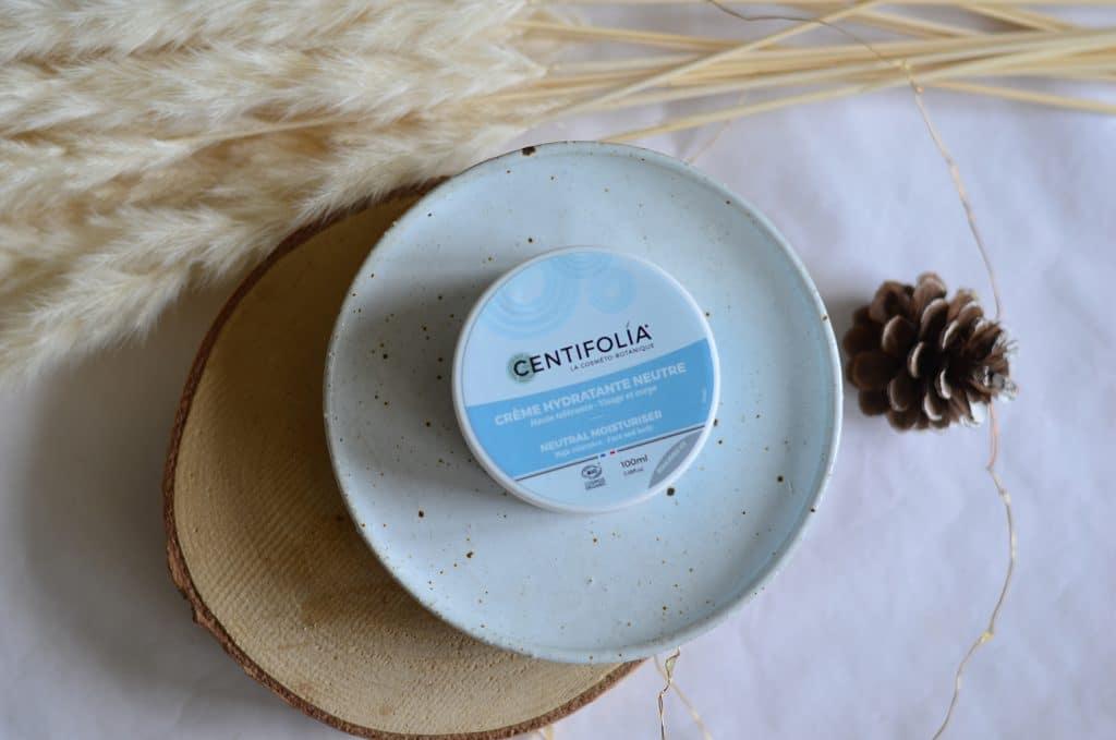 La Crème hydratante neutre de Centifolia