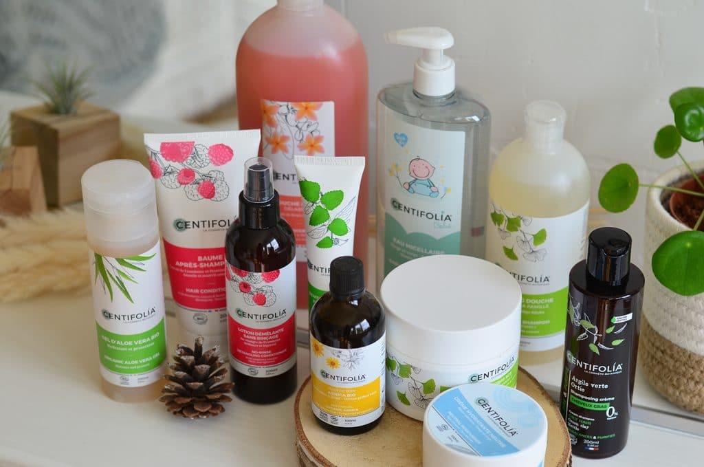 Mon avis sur les produits de la marque Centifolia