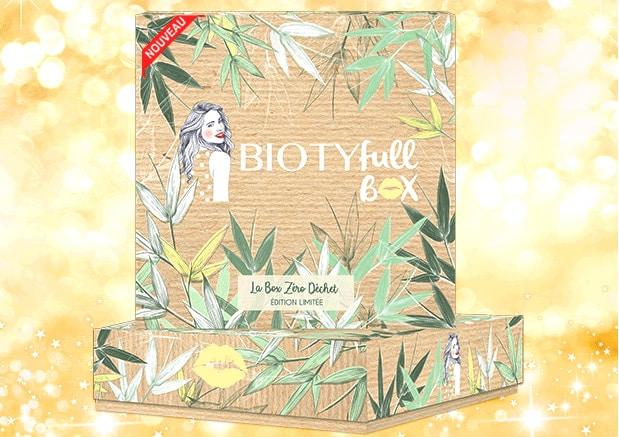 Biotyfull box zero dechet