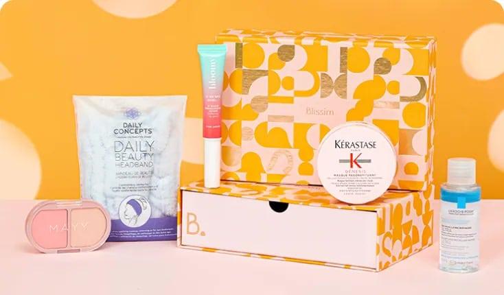 Blissim est une Box beauté pas cher pas comme les autres