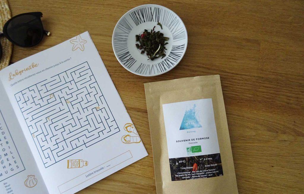 colors of tea juillet 2021 souvenirs de formose