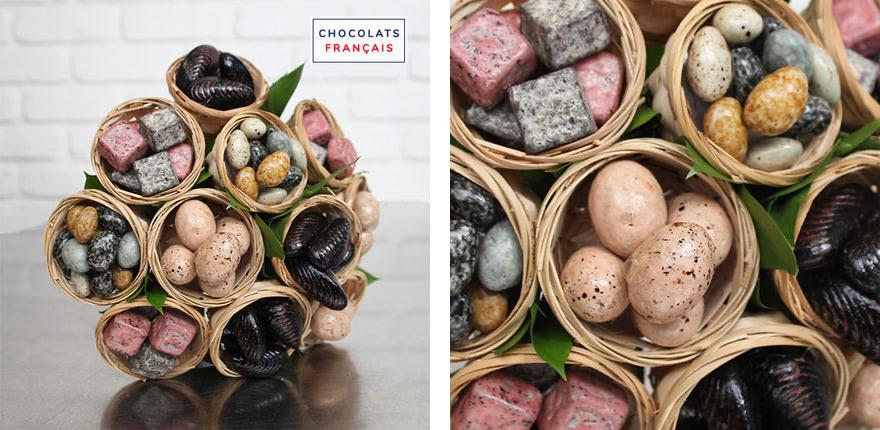 Goûter de chocolats par Aquarelle : la création originale et savoureuse