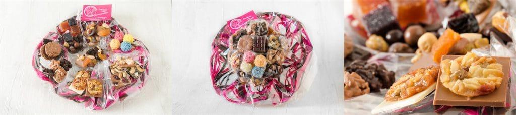 Le bouquet de chocolats 9 pétales pour remplacer les fleurs