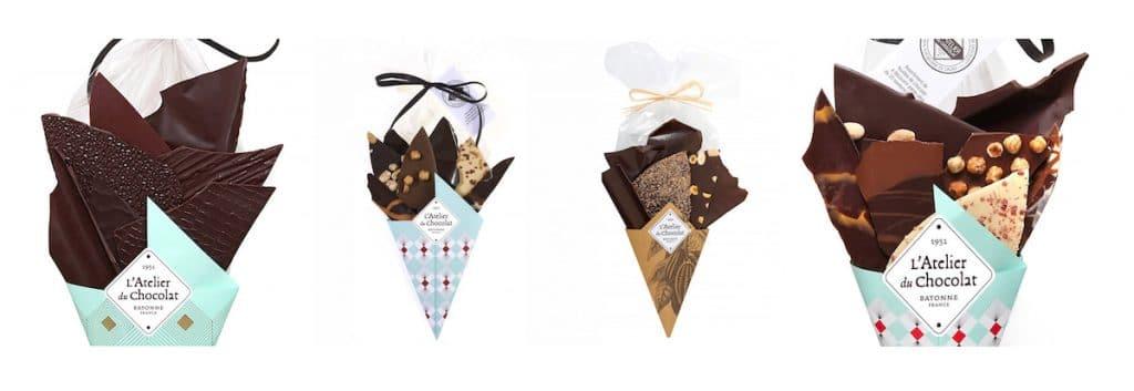 Le Bouquets de Chocolatspar l'Atelier du Chocolat