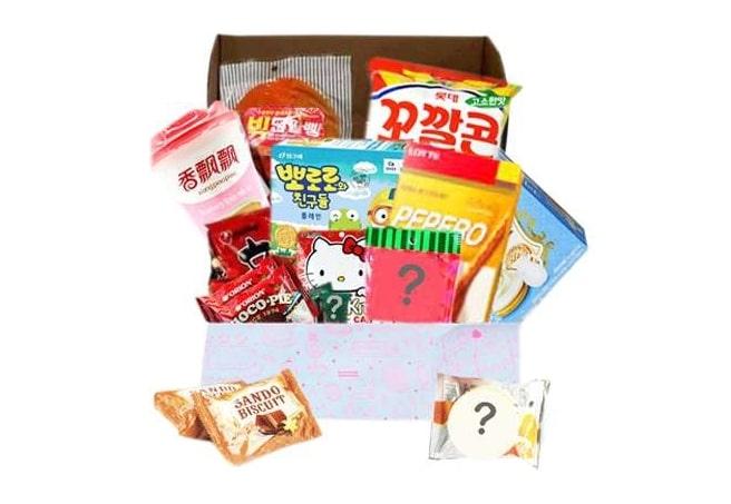La box coréenne de Market amasia