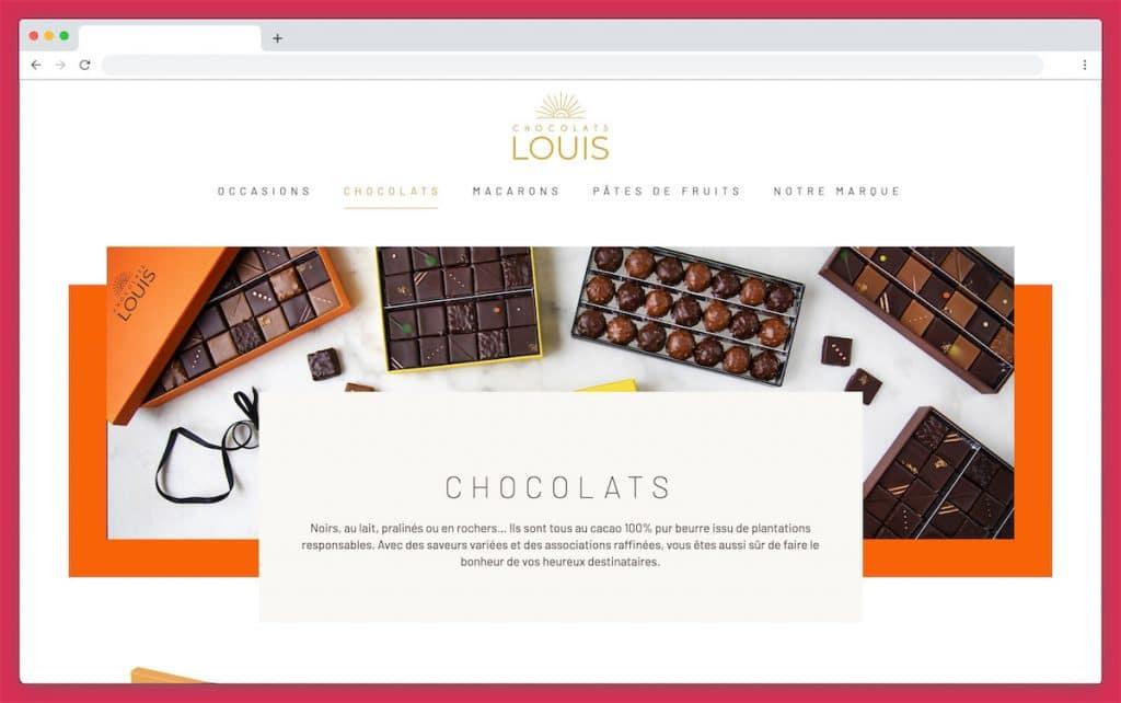 Chocolats Louis : 4 générations de chocolatiers sur votre palier !