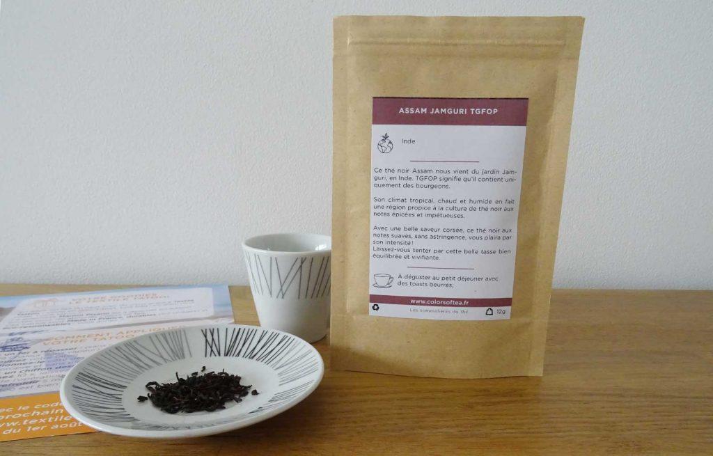 colors of tea assam jamguri