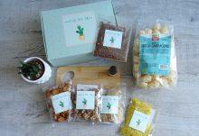 healthy mini box apéritif