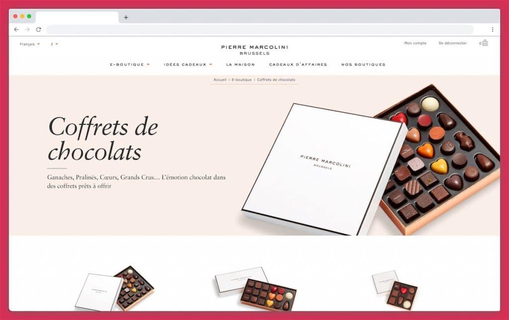 Marcolini : des fèves équitables pour vos chocolats à domicile