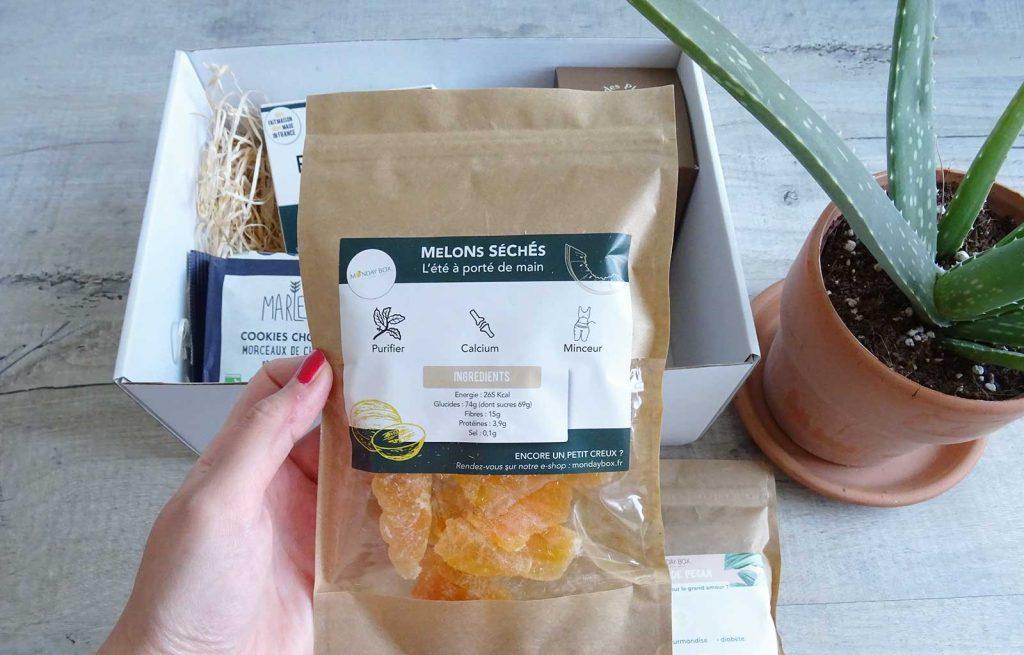 Monday box coquillages & crustacés vrac