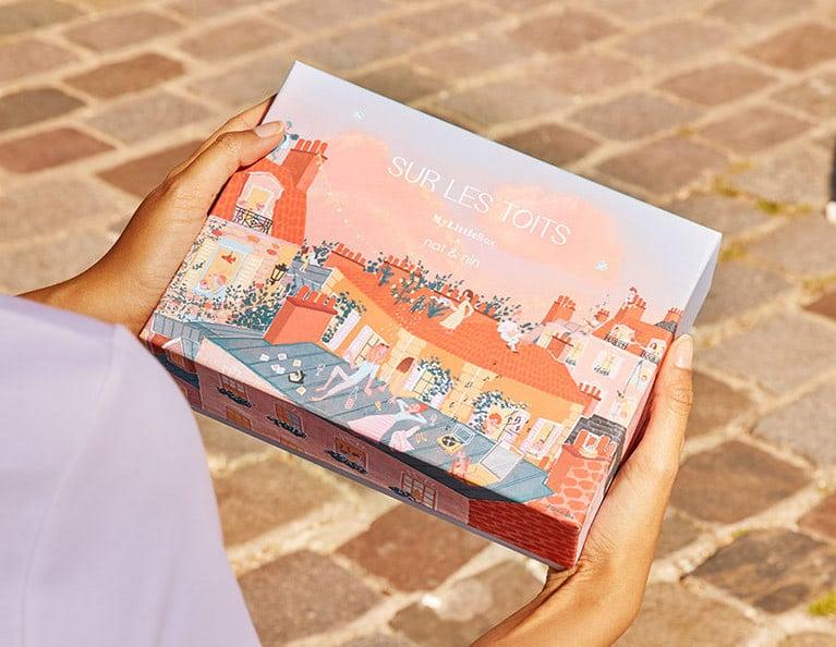 Le thème de la My Little Box de septembre 2021 est sur les toits