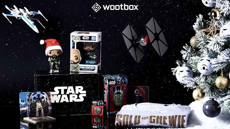 1. Le pack collector Star Wars : les produits collector