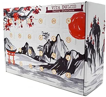 Le calendrier de l'avent whisky japonais par Vita Dulcis