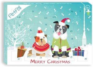 Le calendrier de PetPäl : Calendrier de l'avent pour chien festif mais healthy