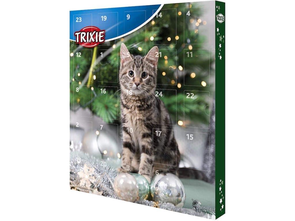 Trixie : le calendrier de l'avent gourmand pour chat