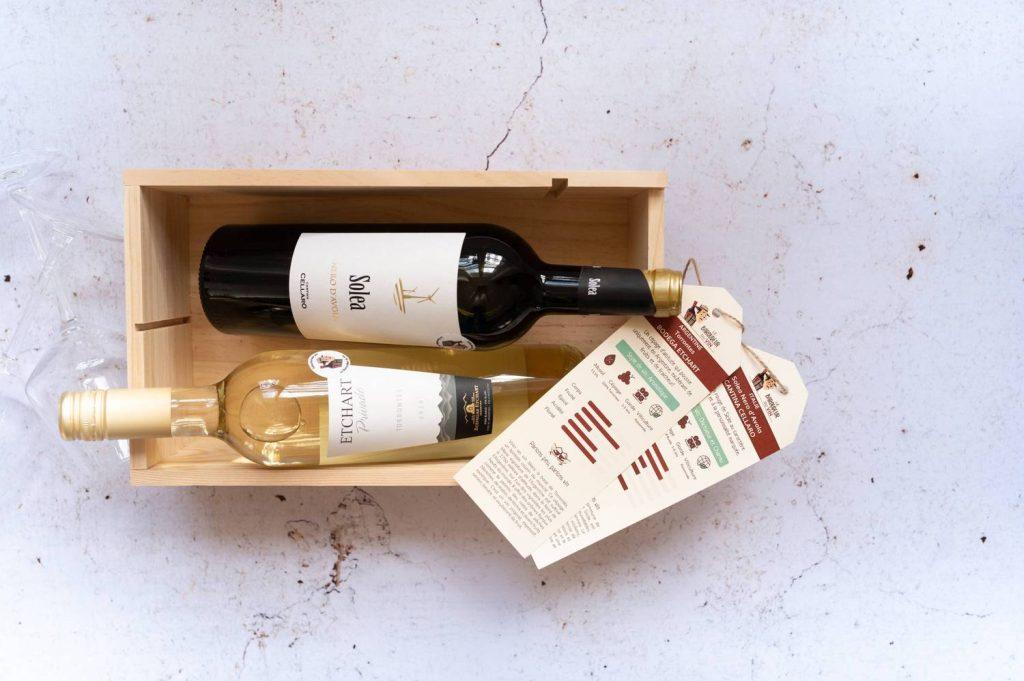 Le Baroudeur du Vin : abonnement vins du Monde