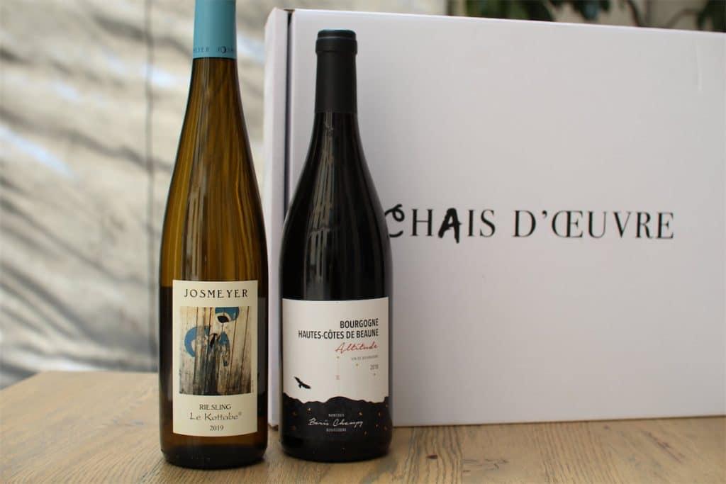 Chais d'œuvre : l'abonnement vin des connaisseurs