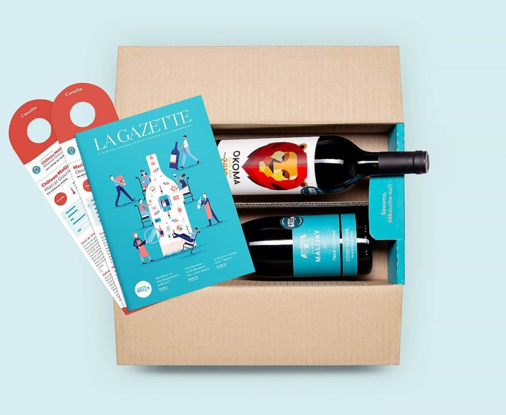 Le Petit Ballon : la valeur sûre de l'abonnement vin
