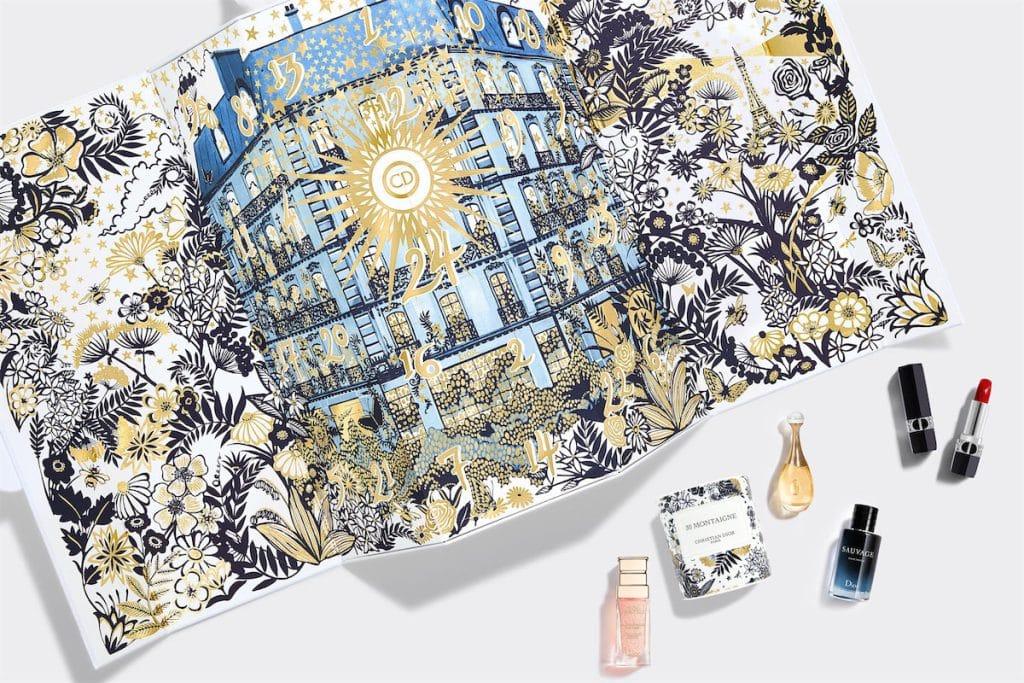 Le calendrier de l'avent Dior